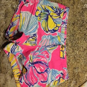 Lilly Pulitzer shorts!